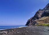 Valle Gran Rey en la Gomera