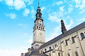 The sanctuary of Jasna Gora in Czestochowa, Poland