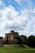 Castle In Lourmarin