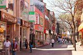 Montreal's Chinatown