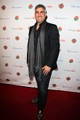 LOS ANGELES - JAN 5:  Taylor Hicks at the BCS National Championship Party at Pasadena Convention Cen