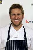 LOS ANGELES - JAN 11:  Curtis Stone at the  2014 G'Day USA Los Angeles Black Tie Gala at JW Marriott
