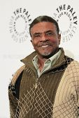 LOS ANGELES - JAN 7:  Keith David at the FOX's 'Enlisted' Premiere at The Paley Center For Media on