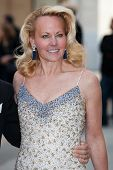 NEW YORK - MAY 18: Muffie Potter Aston attends the 69th Annual American Ballet Theatre Spring Gala at The Metropolitan Opera House on May 18, 2009 in New York City.