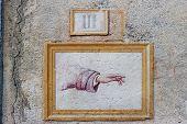 Hand Indicator Fresco