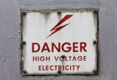 High Voltage: Danger!