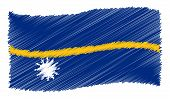 Sketch - Nauru