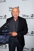 LOS ANGELES - JAN 17:  Hector Elizondo at the Disney-ABC Television Group 2014 Winter Press Tour Par