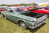 1962 Green Dodge Dart