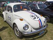 1971 Herbie The Love Bug Beetle