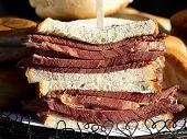 English Beef Sandwich