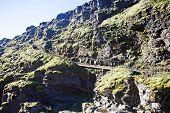 Laugavegur Trail Foot Bridge