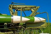 Rockets of Buk missile system