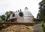 Pagoda Imitating Buddha Nirvana Place