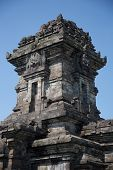 Candi Singosari temple in Java island, Indonesia