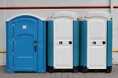 Portable ecological toilets