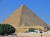 Khufu great pyramid