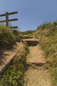Stairway To The Cliffs