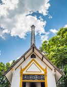 Thai Style Crematory  Site