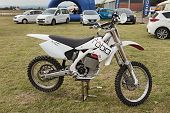 Electric Motocross Motorcycle