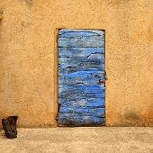 Lavender Door