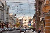 Sumska Street - The Main Street In Kharkov