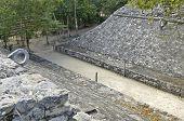 A road from the main Ziggurat