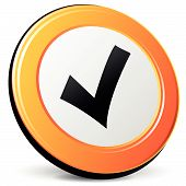 Vector Check Mark Icon