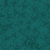 Bright Teal Small Polka Dot Pattern Repeat Background
