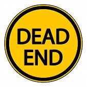 Dead End Sign