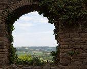 Archways In Cordes-sur-Ciel