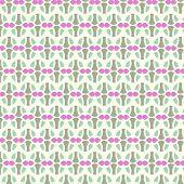 Dark Blue Sweet Easter Eggs Pattern On Pastel Background