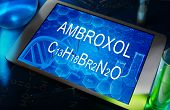 the chemical formula of ambroxol