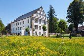 Renaissance Sluknov Chateau, North Bohemia, Czech Republic