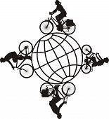 bkie - around the world