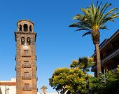 Iglesia-Parroquia Matriz de Nuestra Senora de La Concepcion in the old Town of San Cristobal de La Laguna, Tenerife, Canary Islands