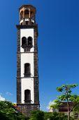 Church of Nuestra Senora de la Concepcion in Santa Cruz de Tenerife, Spain
