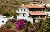 Traditional house in Parque Natural de Pilancones, Gran Canaria, Spain