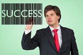 Success Barcode