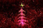 Christmas Tree Glowing