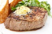 Perfect roast pork tenderloin fillet steak