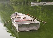 Empty Rowboat, Close-Up