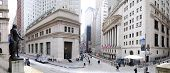 New York City Wall-Street-panorama
