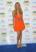 LOS ANGELES - AUG 10:  Cat Deeley arrives to the Teen Choice Awards 2014  on August 10, 2014 in Los Angeles, CA.