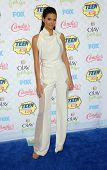 LOS ANGELES - AUG 10:  Kendall Jenner arrives to the Teen Choice Awards 2014  on August 10, 2014 in Los Angeles, CA.