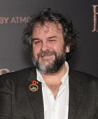 LOS ANGELES - DEC 09:  Peter Jackson arrives to the