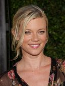 LOS ANGELES - AUG 09:  AMY SMART arrives to the