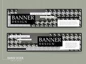 Fashion Banner Brochure Template Design