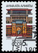 Capitals Of Soviet Republic
