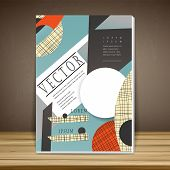Collage Style Book Cover